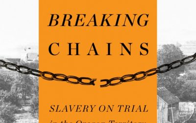 Nokes makes Black History Month presentation on Breaking Chains