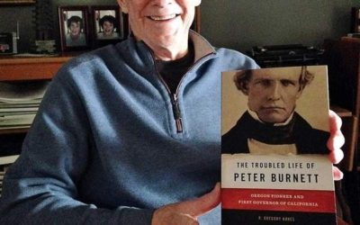 Nokes pens book about troubled Oregon pioneer