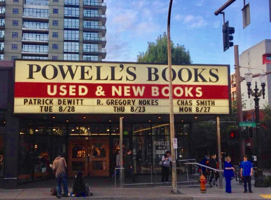 Powell's City of Books hosts R. Gregory Nokes